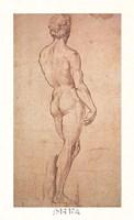 Nude Study Fine Art Print