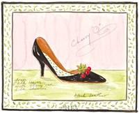 Cherry-O Framed Print