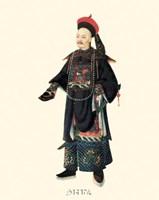Chinese Mandarin Figure XII Fine Art Print
