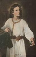 Jesus at Twelve Fine Art Print