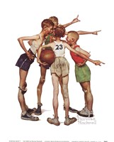 """Oh, Yeah by Norman Rockwell - 8"""" x 10"""" - $10.49"""