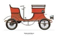 "Berna 1902 by Carol Ican - 16"" x 12"""