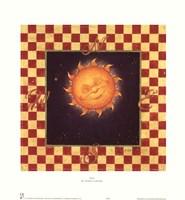 Sun Fine Art Print