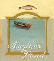 Angler's Pond Fine Art Print