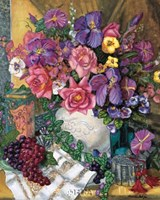Victorian Bouquet Fine Art Print