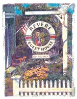 "Revere Guest House by Steve Katz - 8"" x 10"""