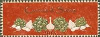 Cucina di Siena Fine Art Print