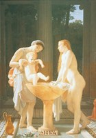 Le Bain (The Bath), 1868 Fine Art Print