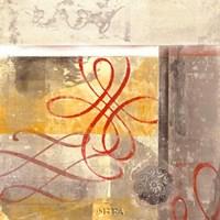 Arabesque V Framed Print