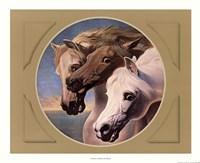 Pharoah's Horses Fine Art Print