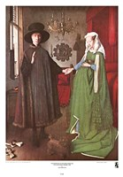 The Marriage of Giovanni Arnolfini Fine Art Print