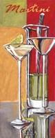 """Martini by Zoya Trofimova - 9"""" x 21"""""""