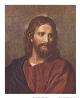 "Christ at Thirty-Three by Heinrich Hofmann - 18"" x 22"""