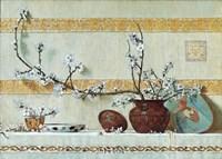 Quince Blossoms Fine Art Print