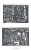 Teatro & Ginnasio Fine Art Print