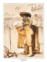 The Matador Fine Art Print