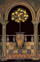 """L'Orange by Karel Burrows - 14"""" x 20"""""""