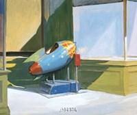 Rocket Ride Fine Art Print