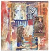 "Daisies are True by Joyce Lieberman - 14"" x 15"""