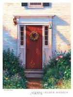 "Welcome Home by Gretchen huber Warren - 16"" x 20"" - $14.99"