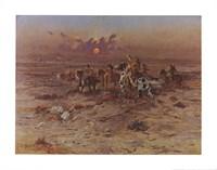 Stolen Horses Fine Art Print