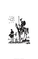 Don Quixote, 1955 Fine Art Print