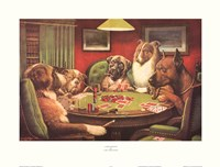 "A Bold Bluff by Cassius Marcellus Coolidge - 25"" x 19"" - $13.49"