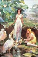 Victorian Fantasy Fine Art Print