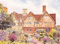 Stratford-Upon-Avon Garden Fine Art Print