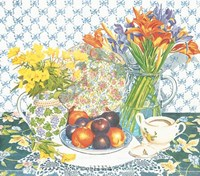 Garden Spectrum Fine Art Print