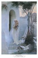 La Maison de la Vierge Fine Art Print