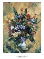 Hawaiian Flowers Fine Art Print