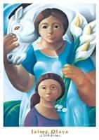 La Maternidad Fine Art Print