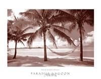 Paradise Lagoon Fine Art Print