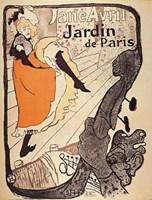 Jardin de Paris Fine Art Print