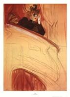 La Loge Fine Art Print
