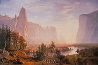 Yosemite Valley Fine Art Print