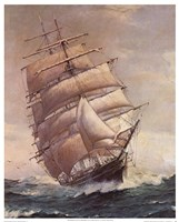 Romance of Sail Fine Art Print