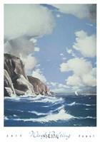 Wind Drifting Fine Art Print