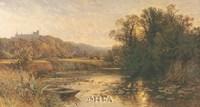 "Arundel by A.a. Glendening - 33"" x 20"""