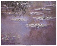 "Waterlilies, 1903 by Claude Monet, 1903 - 31"" x 25"""