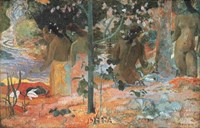 The Bathers, 1898 Fine Art Print
