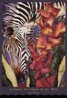 "Celebrate the Colors of the Wild by Joan Hansen - 23"" x 34"""