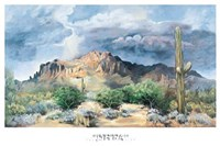 Monsoon Season Fine Art Print