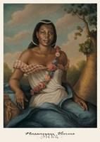 Nassauan Venus Fine Art Print