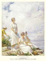 Summer Clouds, 1917 Fine Art Print