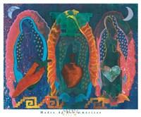 Madre De Las Americas Fine Art Print