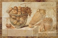 Roman Fresco Fine Art Print