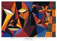 Maskermorphosis 2 Fine Art Print