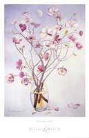 Magnolias & Moon II Fine Art Print
